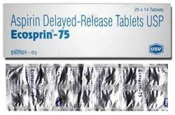 ECOSPRIN 75MG TABLET